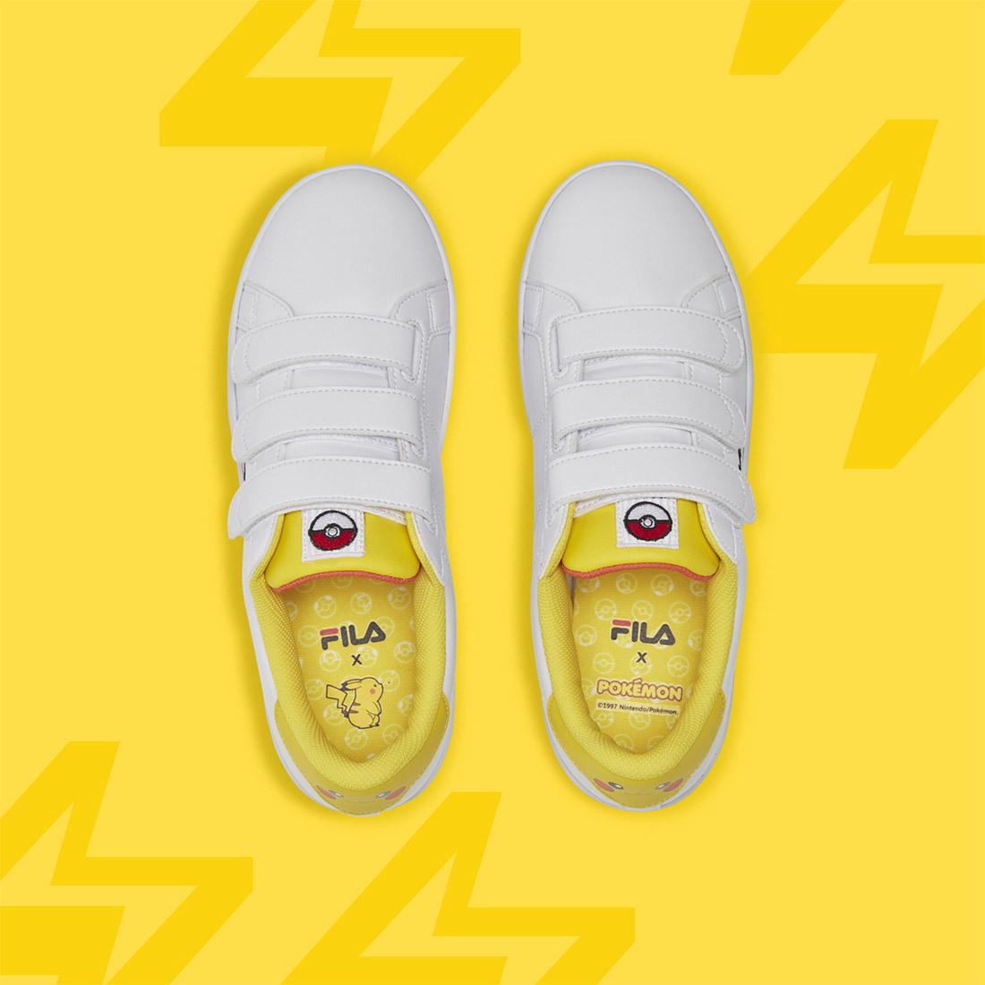 Collaboration: FILA x Pokemon