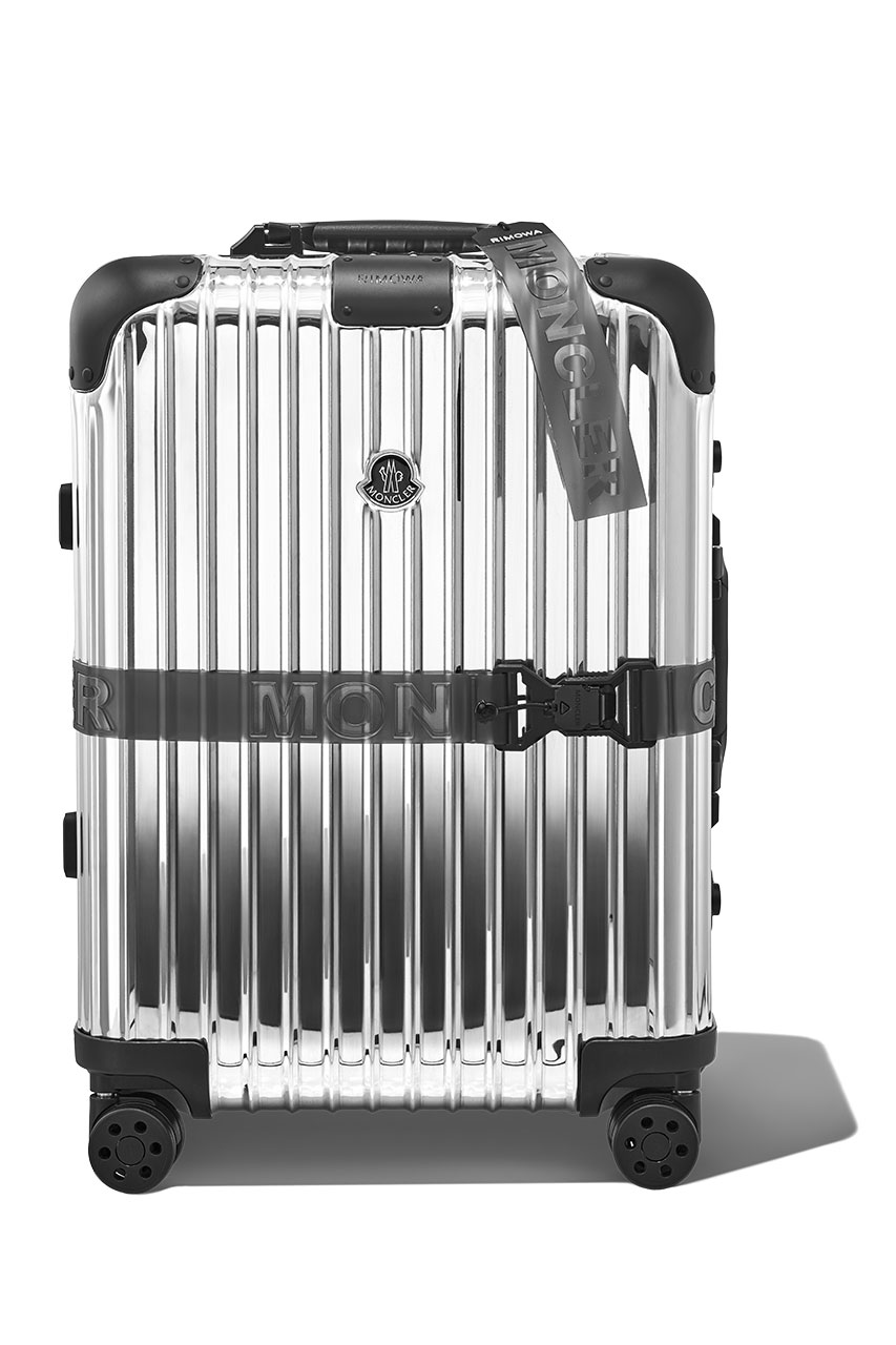 Moncler x Rimowa - Reflection collection - with belt