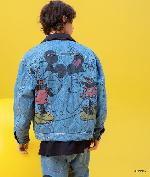 LEVI'S x DISNEY x FRIENDS